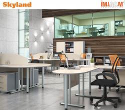 IMAGO M – Ergonomiški metalinio rėmai stalai