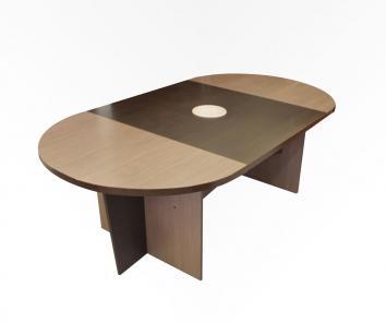 Naudoti posėdžių, konferenciniai stalai