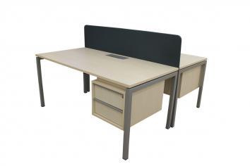 Naudoti biuro stalai