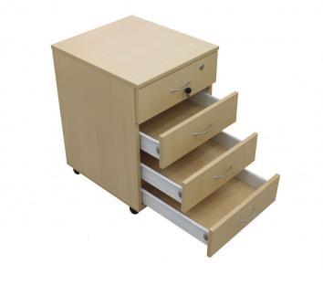 Naudoti stalčių blokai