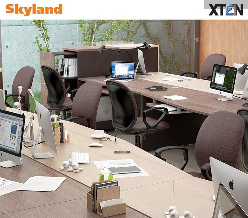 XTEN Ergonomiški darbuotojų baldai
