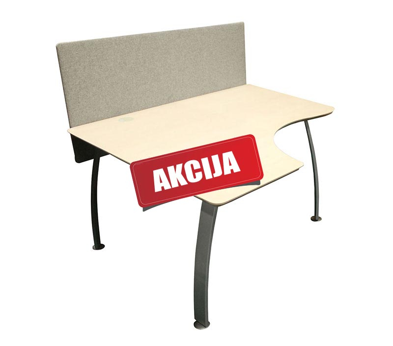 Biuro stalai išpardavimas - Kinnarps