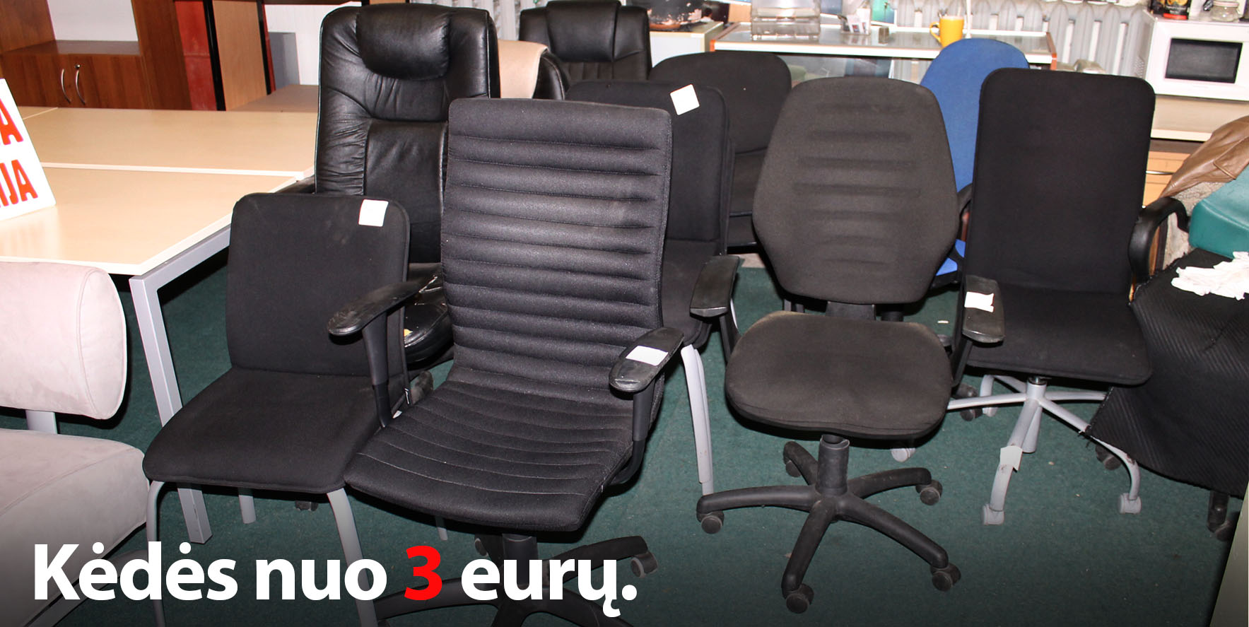 Vadovo kėdės
