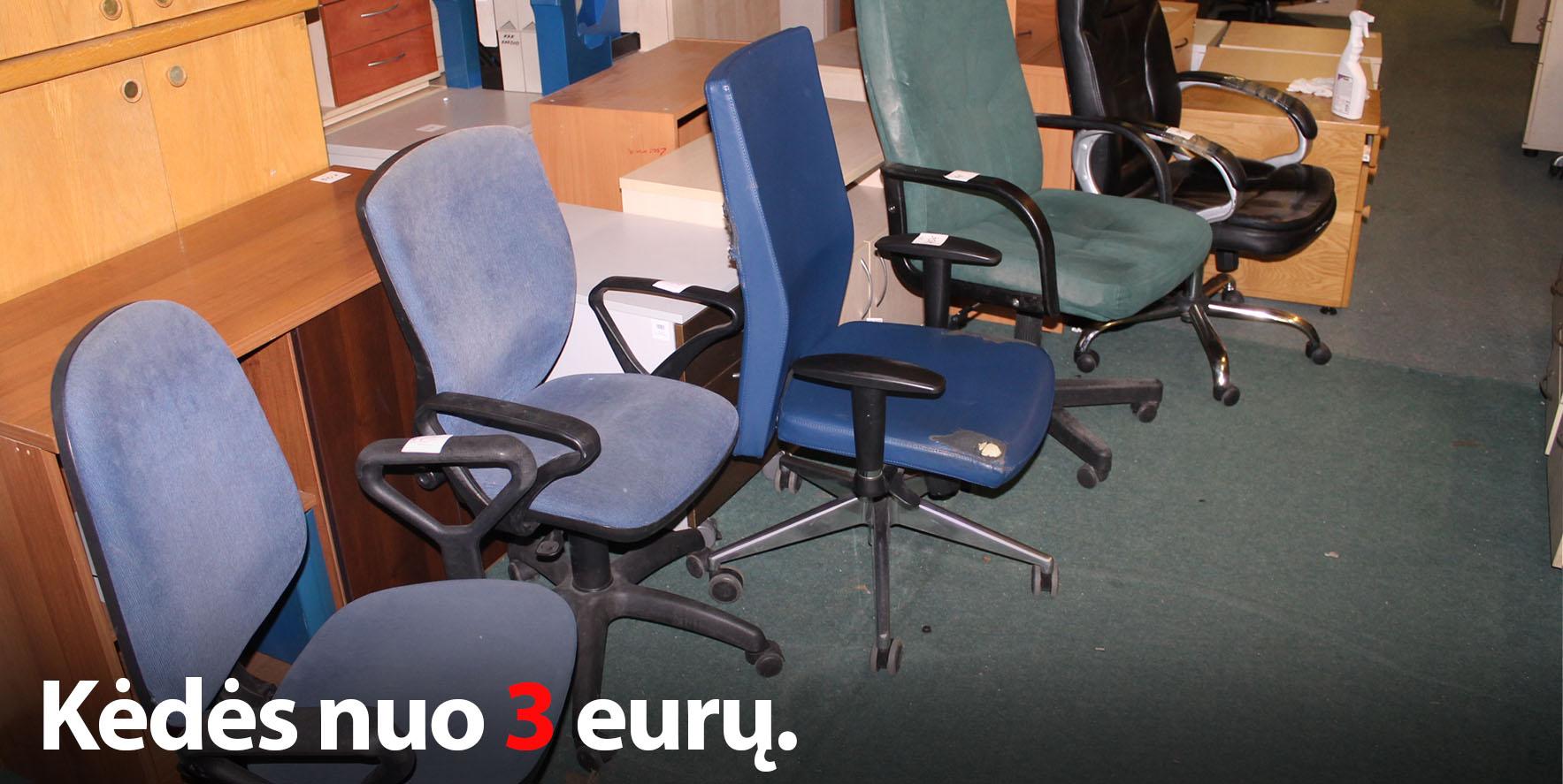 Kompiuterinės darbo kėdės