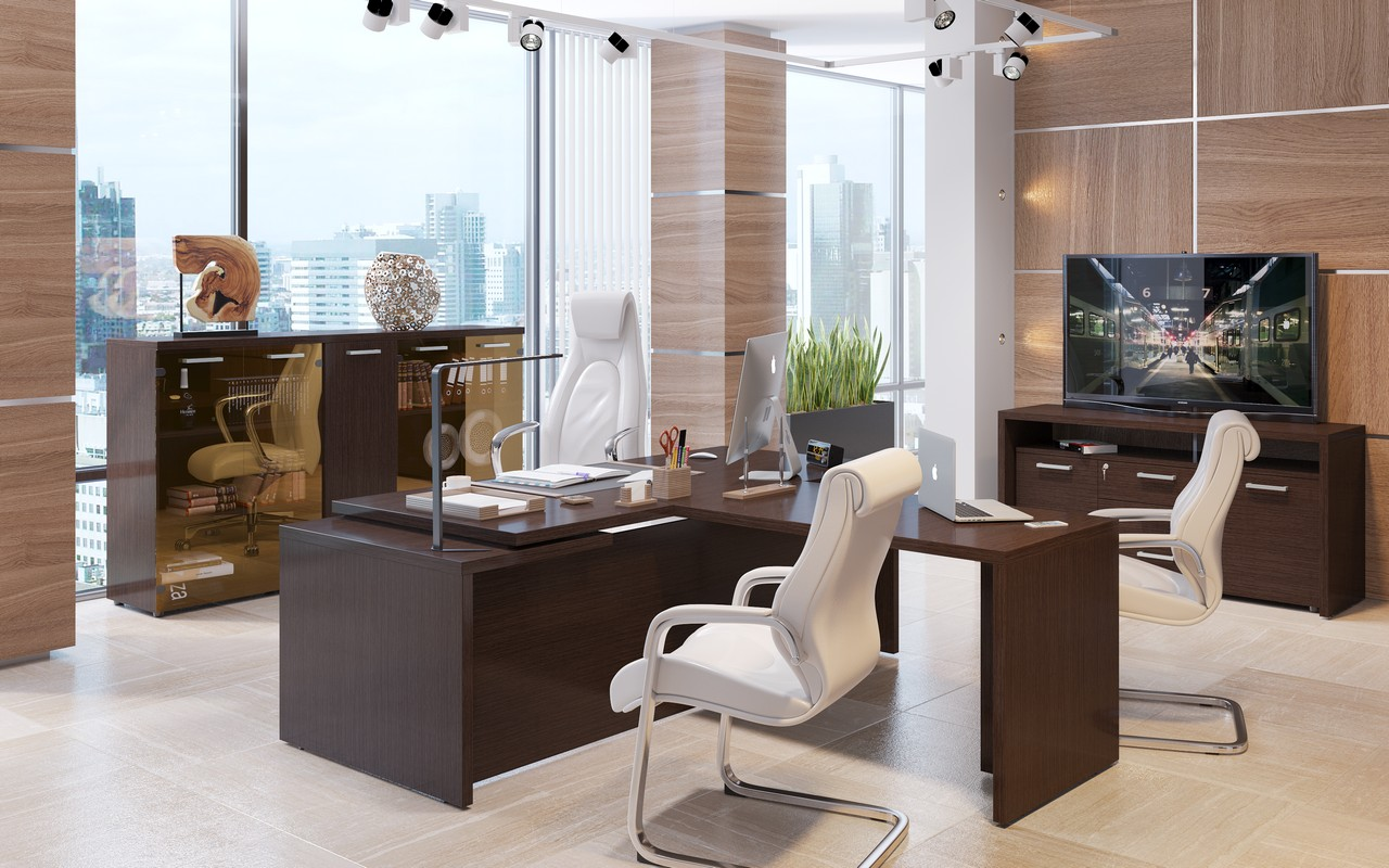 TORR Z Vadovo biuro baldai